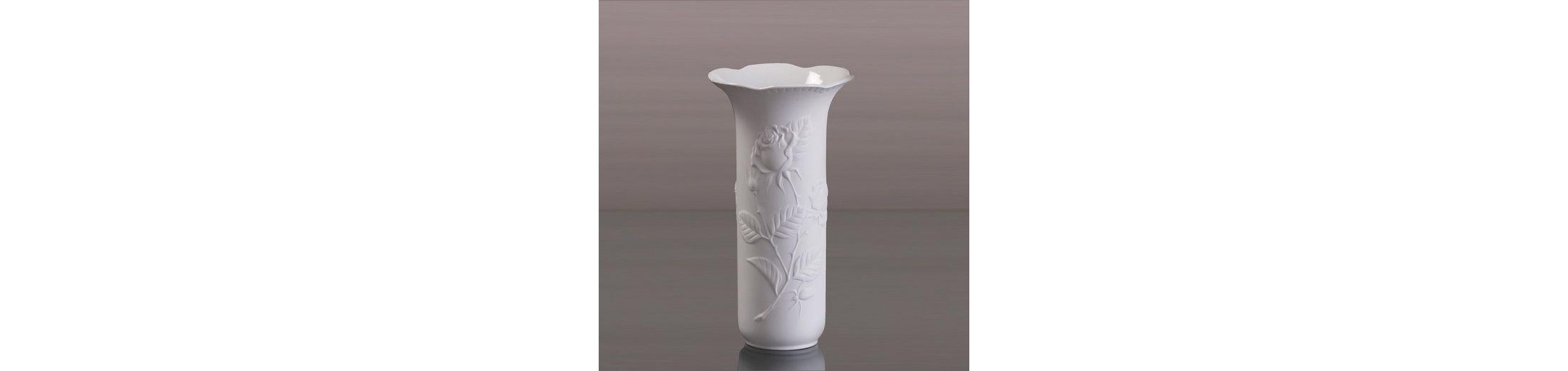 Kaiser Porzellan Vase »Rosengarten«