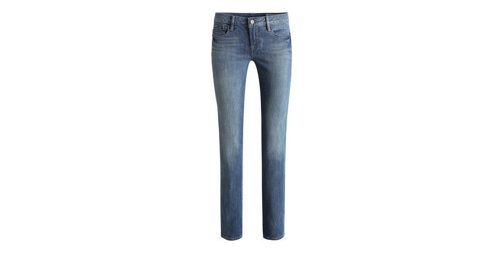 EDC BY ESPRIT Gewaschene Stretch-Jeans Rabatt Billigsten NurgA