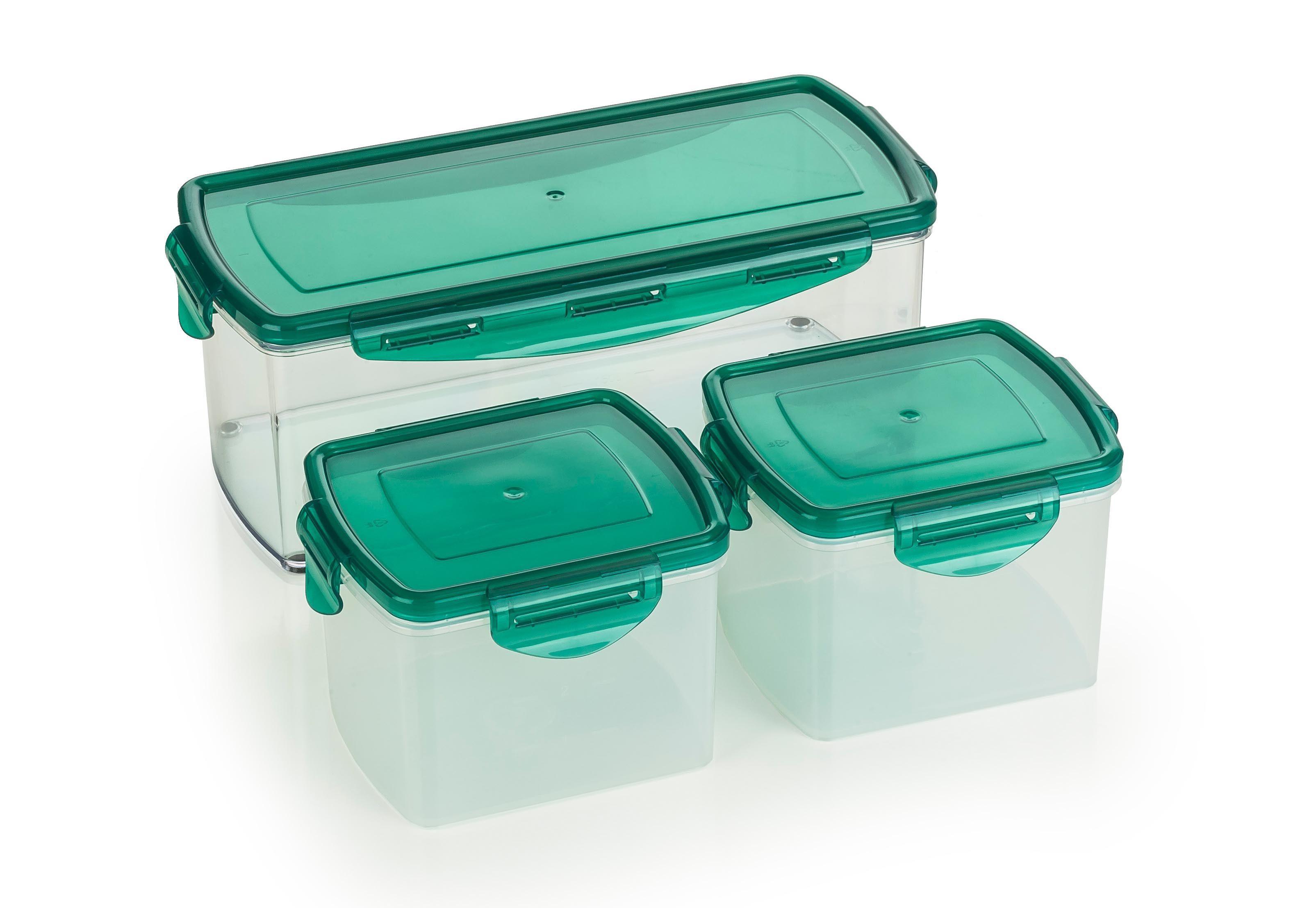 Set: Nicer Dicer Fusion Auffangbehälter, Genius® (6tlg.)