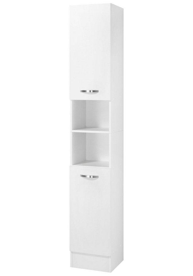 Kesper Hochschrank »Como«, Breite 32,5 cm in weiß