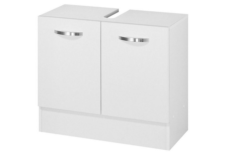 Waschbeckenunterschrank »Como«, Breite 65 cm in weiß