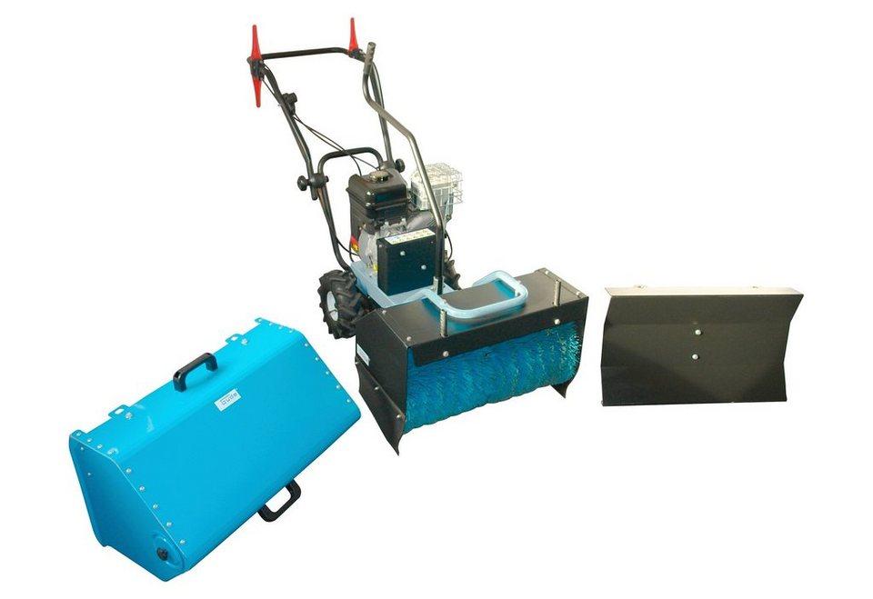 Güde Kehrmaschine »GKM 6,5 ECO 3 in 1« in blau