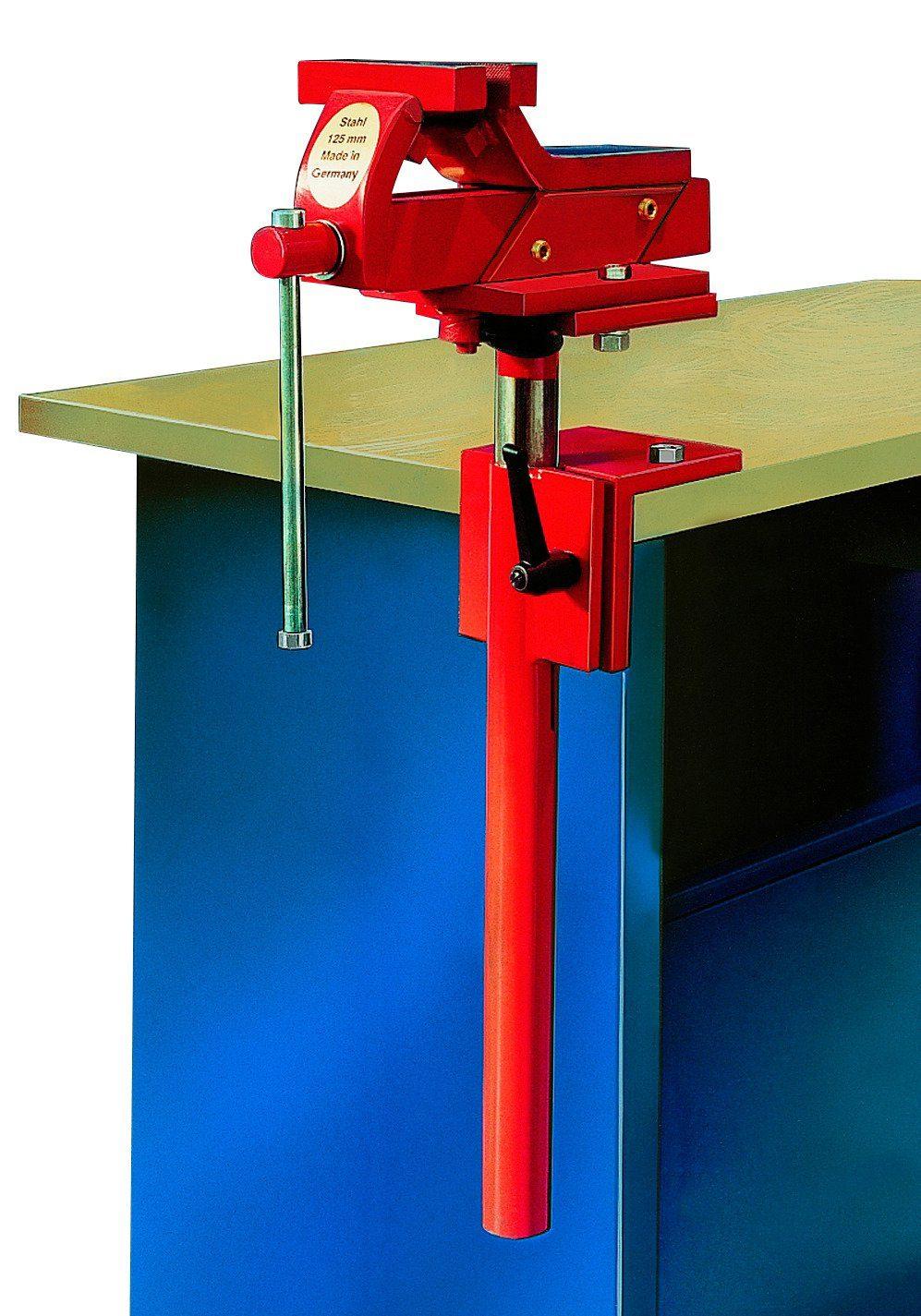 Küpper Schraubstock »125 mm, höhenverstellbar«