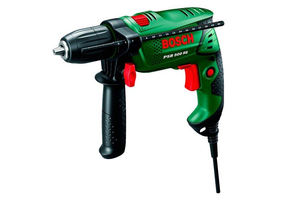 Schlagbohrmaschine »PSB 500 RE Compact« in grün