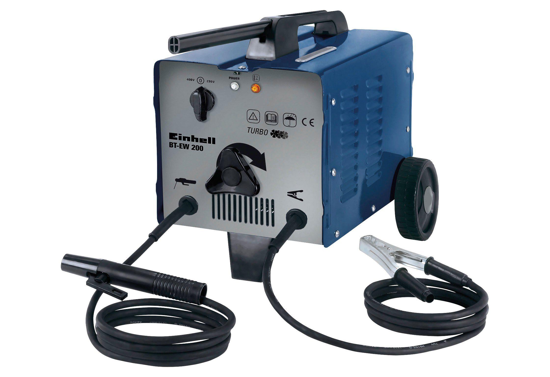 Einhell Elektroschweißgerät »BT-EW 200«