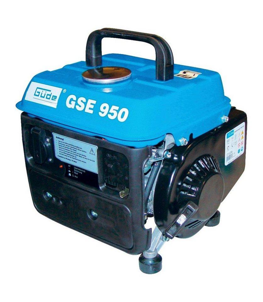 Stromerzeuger »GSE 950« in blau
