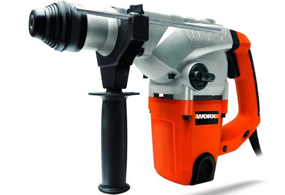 Bohrhammer »WX333« in orange