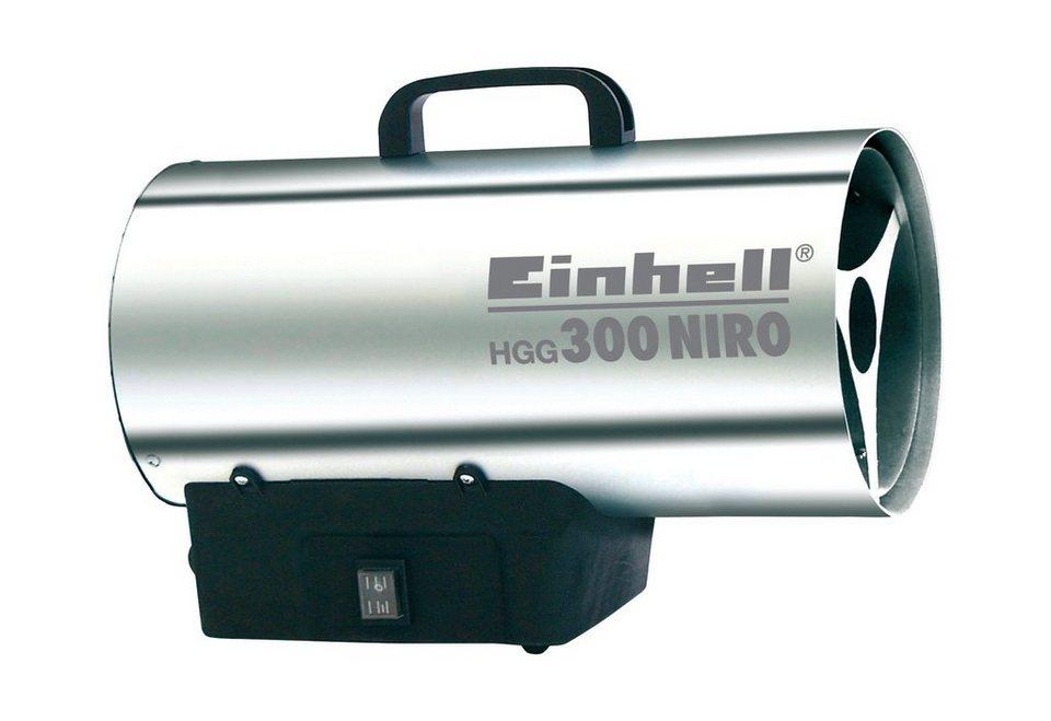Heißluftgenerator »HGG 300 Niro« in silberfarben