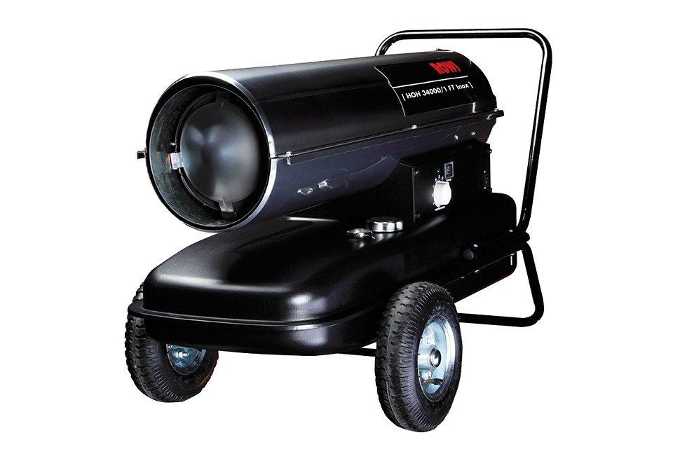 Öl-Heizgebläse »HOH 34000/1 FT« in schwarz