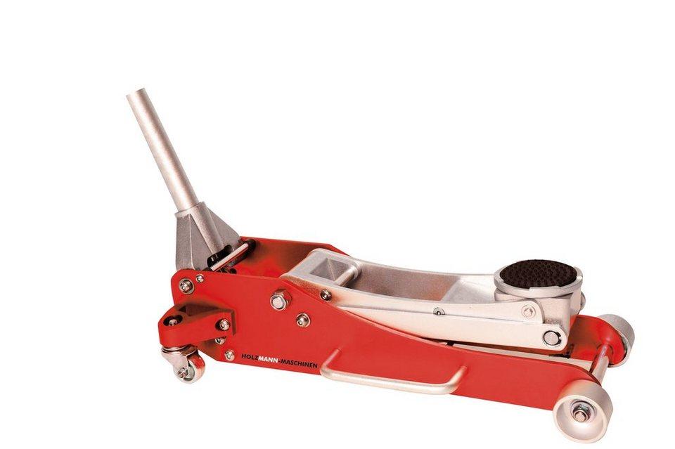 Holzmann-Maschinen Wagenheber »RWH180ALU« in rot