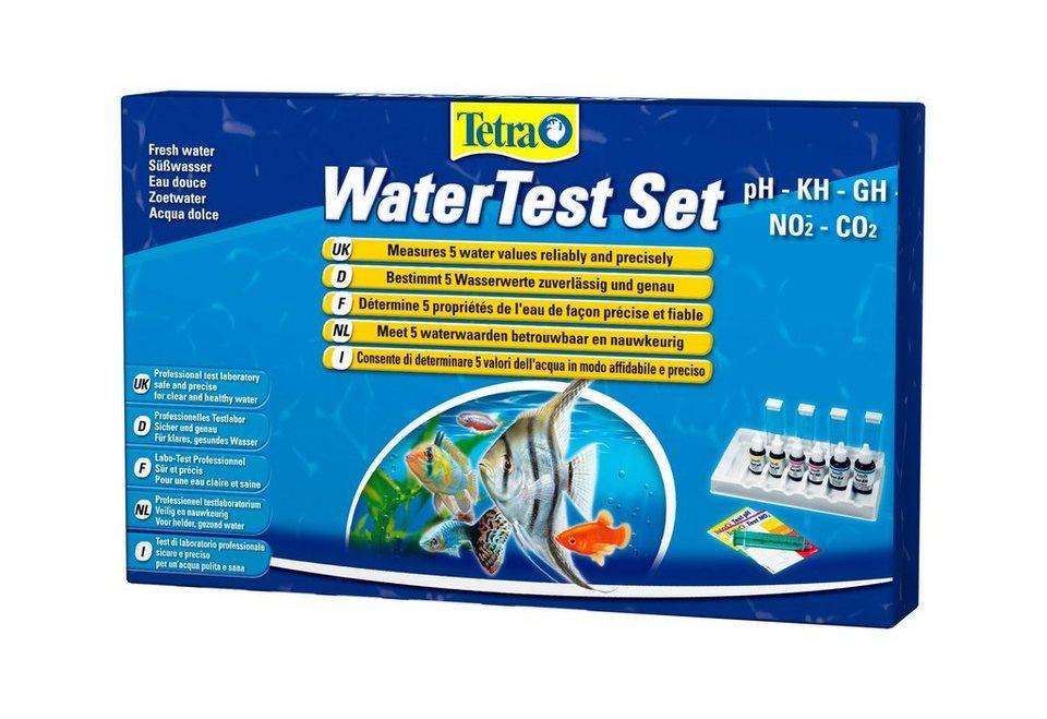 Aquariumpflege »Water Test Set« in weiß
