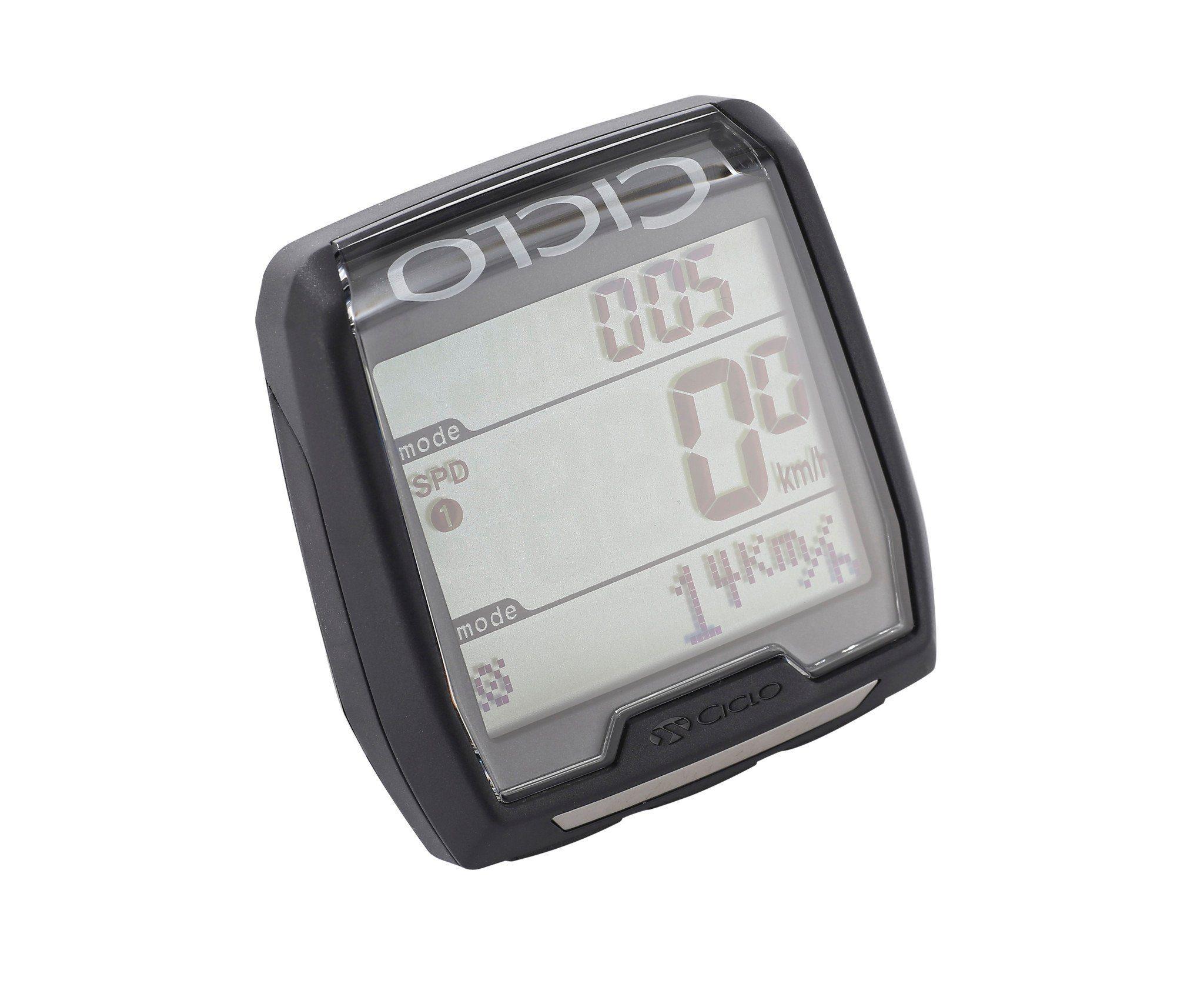 Ciclosport Fahrradcomputer »CM 4.21 Fahrradcomputer mit Herzfrequenzmessung«