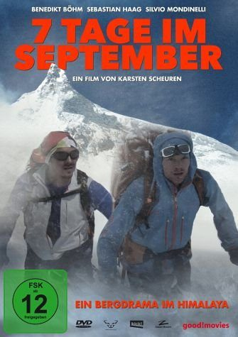 DVD »7 Tage im September«