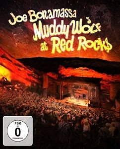 DVD »Joe Bonamassa - Muddy Wolf at Red Rocks (2 Discs)«