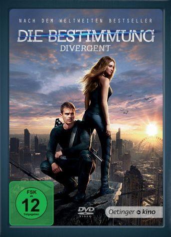 DVD »Die Bestimmung - Divergent (nur für den...«