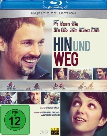Blu-ray »Hin und weg«