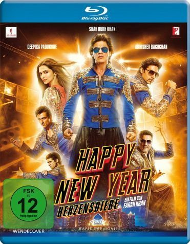 Blu-ray »Happy New Year - Herzensdiebe«