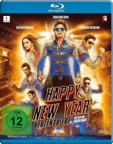 Blu-ray »Happy New Year - Herzensdiebe«