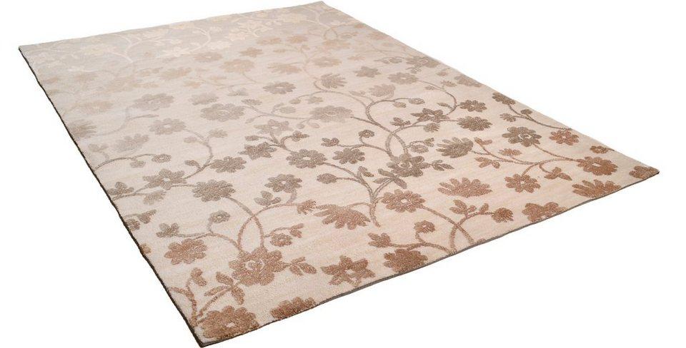 Teppich »Chic«, handgetuftet, Arte espina in beige