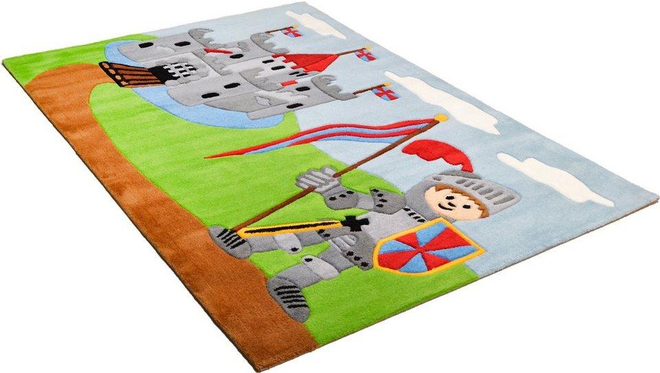 Kinder-Teppich, Arte Espina, »Joy 5« in multicolour