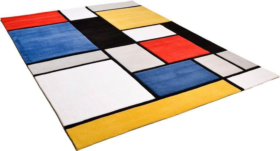 Teppich, Arte Espina, »Spirit 2«, handgetuftet in multicolour