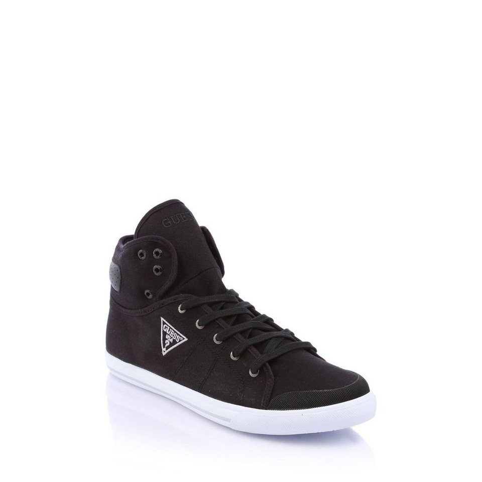 Guess Sneaker »Roof« in Schwarz