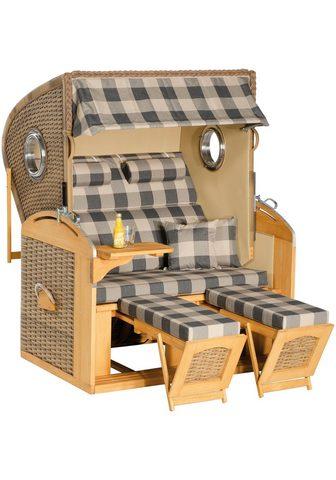 SunnySmart Paplūdimio baldai »Rustikal 305 Z XL« ...