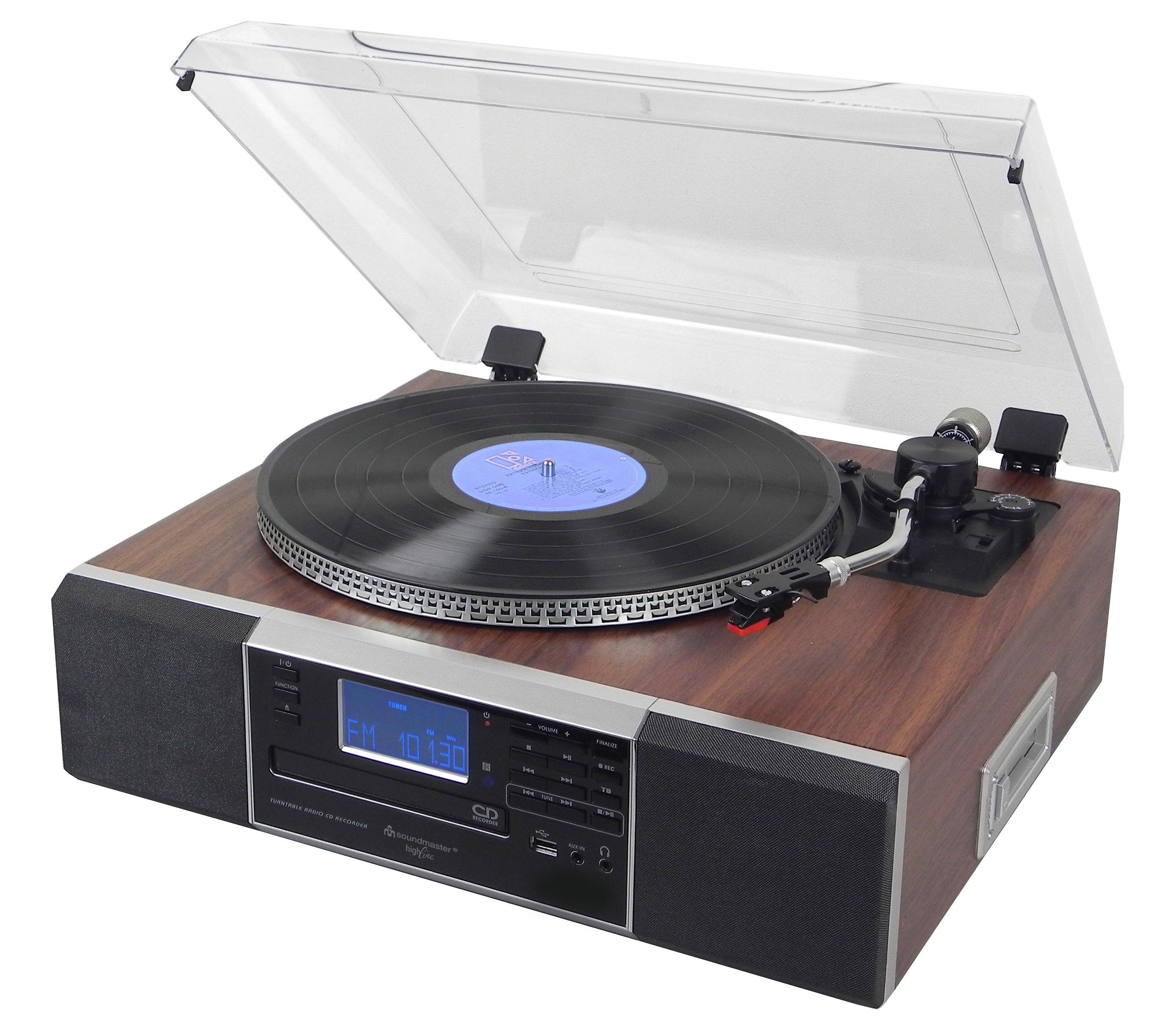 Vorschaubild von soundmaster Plattenspieler »PL900«