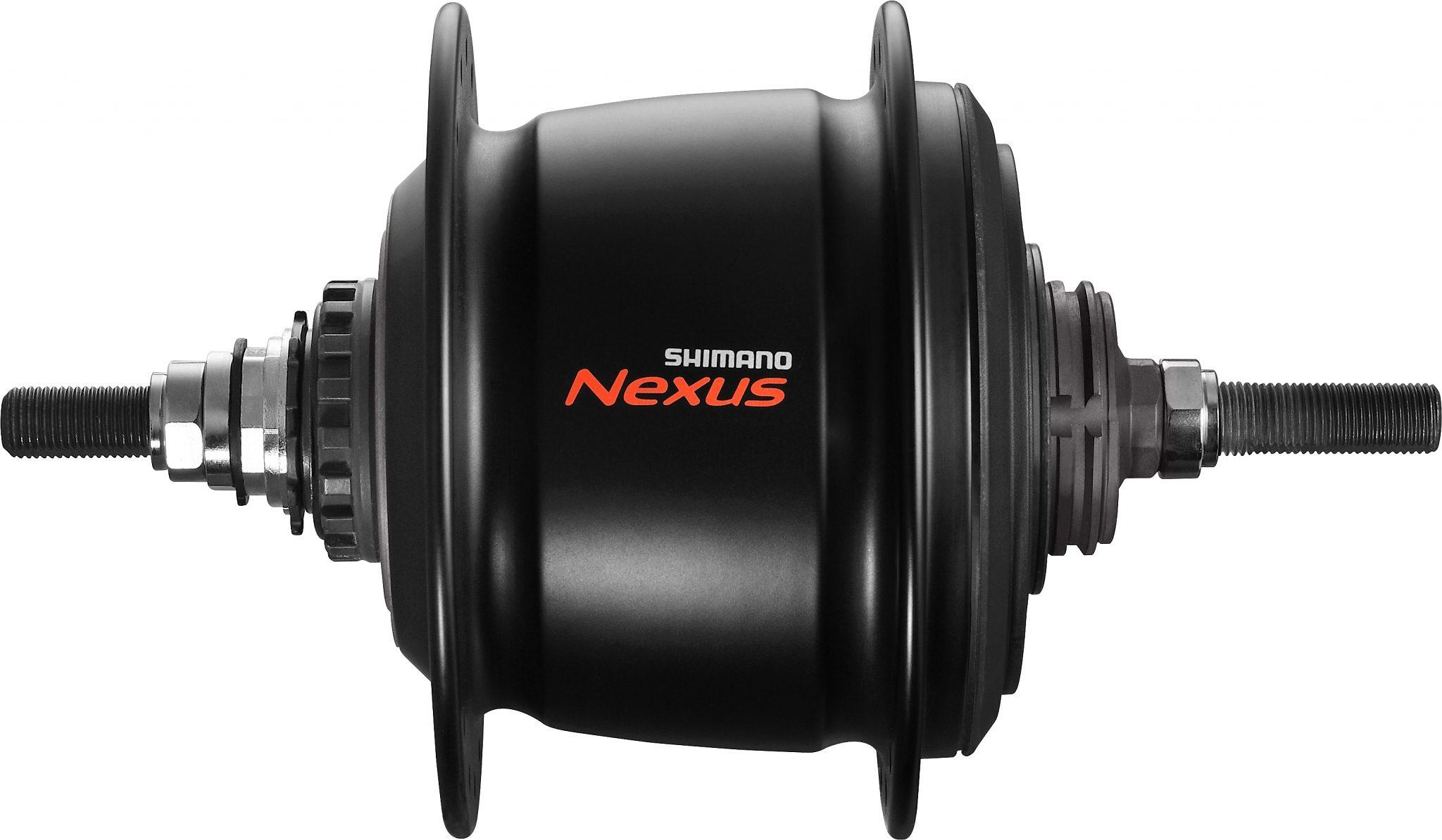 Shimano Nabe »Nexus SG-C6000 Getriebenabe für Felgenbremse«