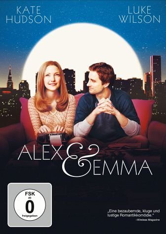 DVD »Alex & Emma«