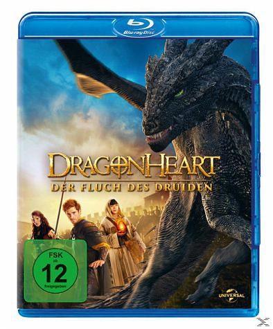Blu-ray »Dragonheart - Der Fluch des Druiden«