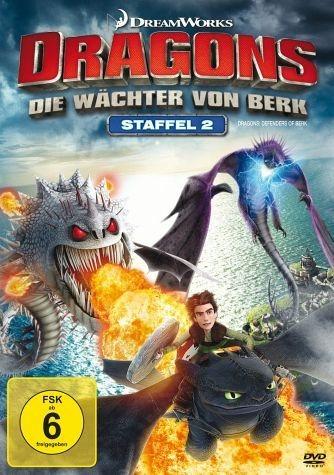 DVD »Dragons - Die Wächter von Berk, Staffel 2 (4...«
