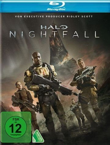 Blu-ray »Halo: Nightfall«