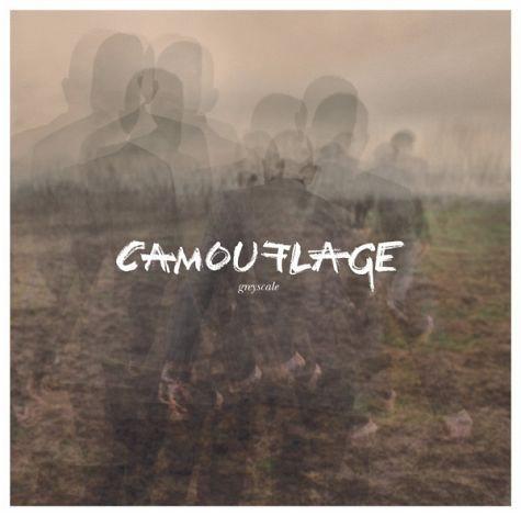 Audio CD »Camouflage: Greyscale«