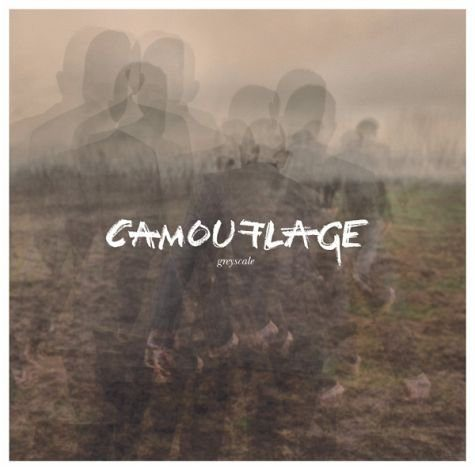 Audio CD »Camouflage: Greyscale«