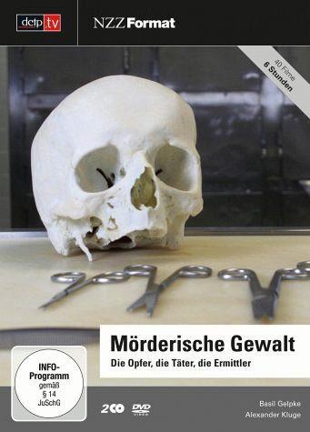 DVD »Mörderische Gewalt - Tötung von Menschenhand...«