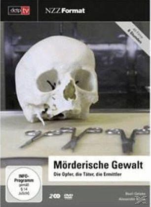 DVD »Mörderische Gewalt - Die Opfer, die Täter, die...«