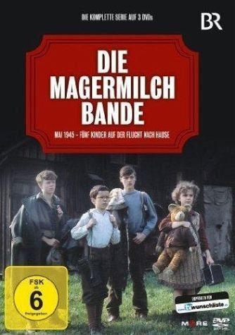 DVD »Die Magermilchbande (3 Discs)«