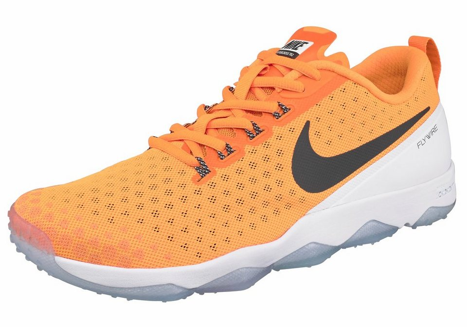 Nike Zoom Hypercross TR2 Trainingsschuh in Neon-Orange-Schwarz