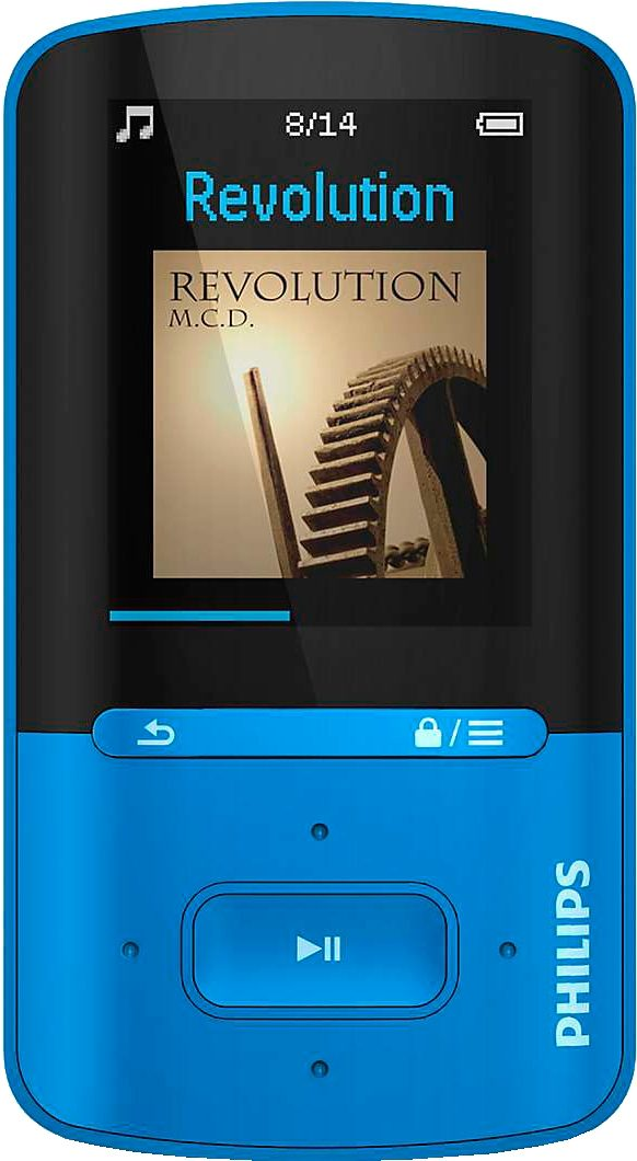 Philips SA4VBE04BN/12 MP3-Player