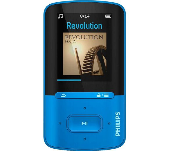 Philips SA4VBE04BN/12 MP3-Player