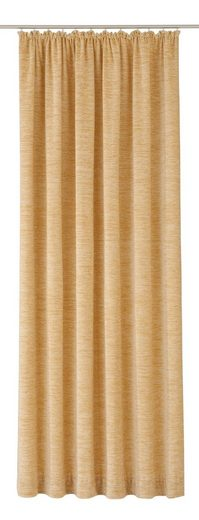 Vorhang »Warnow«, Wirth, Kräuselband (1 Stück), 270 g/m2