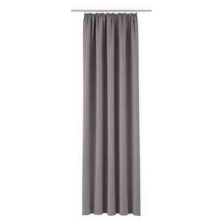 Verdunkelnde Vorhänge dunkeln Ihren Raum ab und helfen gleichzeitig beim Energie sparen.