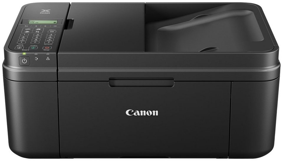 Canon PIXMA MX 495 Multifunktionsdrucker in schwarz