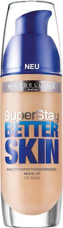 Maybelline New York, »SuperStay Better Skin«, Hautperfektionierendes Make-up in 30 sand