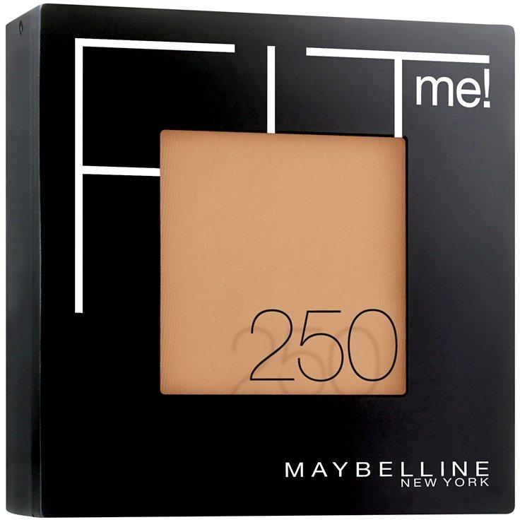 Maybelline New York, »Fit me!«, Kompaktpuder in 250