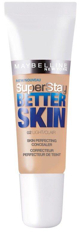 Maybelline New York, »SuperStay Better Skin«, Concealer in 02 light