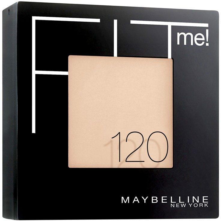 Maybelline New York, »Fit me!«, Kompaktpuder in 120