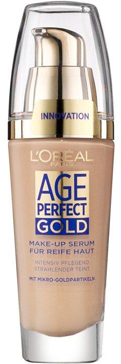 L'Oréal Paris, »Age Perfect Gold«, Make-up Serum für reife Haut in 160 rose beige