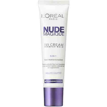 L'Oréal Paris, »Nude Magique BB Cream«, 5in1 Teint-Perfektionierer